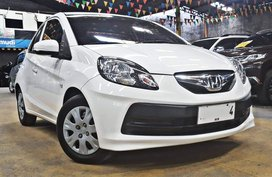 Sell Used 2015 Honda Brio Hatchback in Quezon City