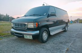 Sell Black 2008 Ford E-150 Automatic in Laoac