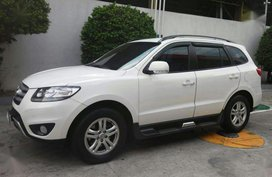 Sell 2nd Hand 2012 Hyundai Santa Fe Automatic Diesel at 56000 km in Quezon City