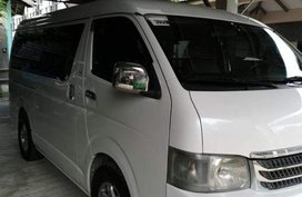 2nd Hand Toyota Hiace 2009 Automatic Diesel for sale in Jaen