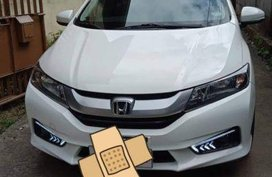 Selling Honda City 2015 at 39000 km in Amadeo