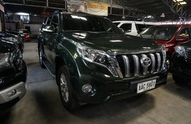 Selling 2nd Hand Toyota Land Cruiser Prado 2015 Automatic Diesel at 30000 km in Pasig