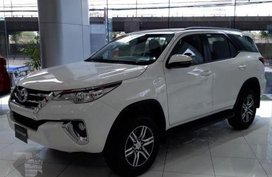 Brand New Toyota Fortuner 2019 Automatic Diesel for sale in Parañaque