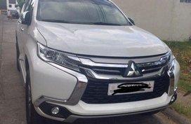 2017 Mitsubishi Montero for sale in Balanga