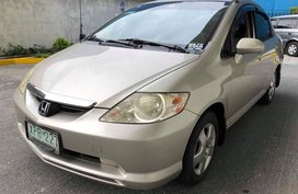 2nd Hand Honda City 2004 Automatic Gasoline 110000 km for sale