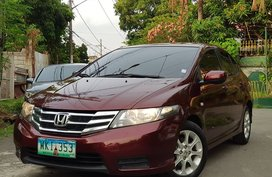 Sell 2nd Hand Red Honda City 2013 66000 km in Adams
