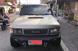 2nd Hand Beige Isuzu Trooper 1994 for sale in Silang