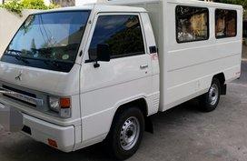 Sell White 2017 Mitsubishi L300 at 21000 km in Tayug
