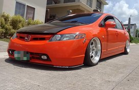 Sell Used 2008 Honda Civic in Quezon City