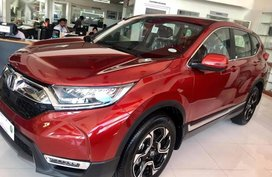 Selling Honda Cr-V 2019 SUV Automatic Diesel in Quezon City