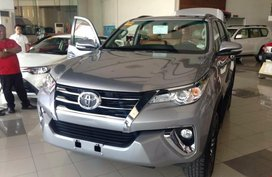 Selling 2019 Toyota Fortuner for sale in Manila