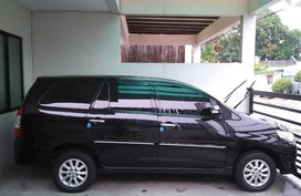 Selling Toyota Innova 2013 Automatic Gasoline for sale in Parañaque