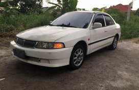 Selling 2nd Hand Mitsubishi Lancer 2001 for sale in San Fernando