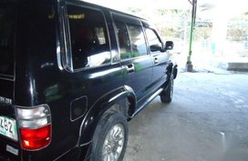 Selling 2nd Hand Isuzu Trooper 2004 Automatic Diesel at 80000 km in Quezon City