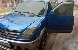 Selling Mitsubishi Adventure 2010 SUV Manual Diesel in Tanza