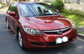Selling Honda Civic 2007 at 130000 km in Manila