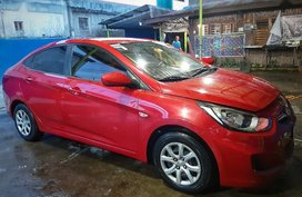 Sell 2nd Hand 2011 Hyundai Accent Manual Gasoline at 65000 km in Malvar