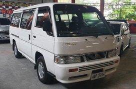 Selling Nissan Urvan 2015 Van Manual Diesel for sale in Quezon City