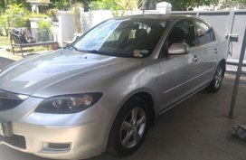 Selling 2nd Hand Mazda 3 2008 in Manila