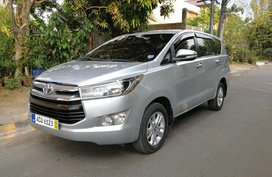 Toyota Innova 2016 Automatic Diesel for sale in Mandaluyong