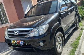 2nd Hand Toyota Fortuner 2007 at 90000 km for sale in Bacoor