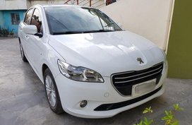 Selling 2nd Hand Peugeot 301 2016 at 28000 km in Cebu City