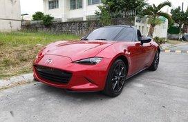 Sell 2nd Hand 2016 Mazda Mx-5 Miata Manual Gasoline at 10000 km in Parañaque