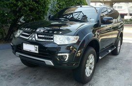 Selling 2nd Hand Mitsubishi Montero Sports 2014 in Quezon City