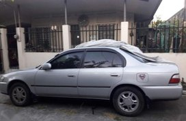 Selling Toyota Corolla 1997 Manual Gasoline in Bacoor