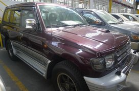 Selling 2nd Hand Mitsubishi Pajero 2001 at 120000 km in Quezon City