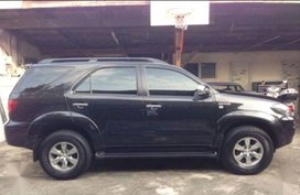 2nd Hand Toyota Fortuner 2008 for sale in Itogon