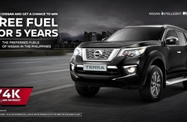 Sell Brand New 2019 Nissan Terra in Cainta