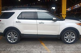 Selling Ford Explorer 2013 at 50000 km in Quezon City