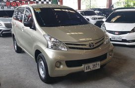 2nd Hand Toyota Avanza 2015 for sale in Quezon City