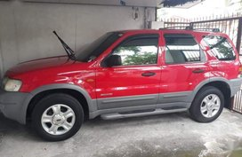 Selling Ford Escape 2003 Automatic Gasoline in Bacoor