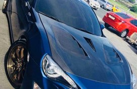 2nd Hand Toyota 86 2014 for sale in Manila