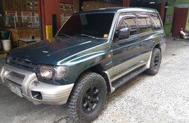 Selling 2nd Hand Mitsubishi Pajero 1999 in Valenzuela