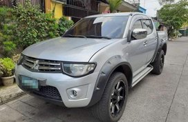 Mitsubishi Strada 2013 Automatic Diesel for sale in Caloocan