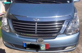 Selling Hyundai Starex 2011 Automatic Diesel in Quezon City