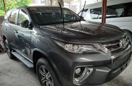 Toyota Fortuner 2018 Manual Diesel for sale in Quezon City