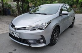 2nd Hand Toyota Altis 2017 for sale in Las Piñas