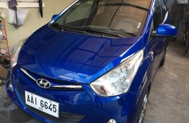 2nd Hand Hyundai Eon 2014 Manual Gasoline for sale in Quezon City