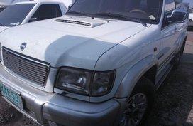 Selling 2nd Hand Isuzu Trooper 2002 in Los Baños