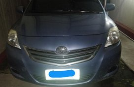 Selling Blue Toyota Vios 2015 at 85607 km in Davao City
