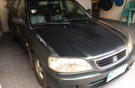 2nd Hand Honda City 2001 for sale in Calumpit