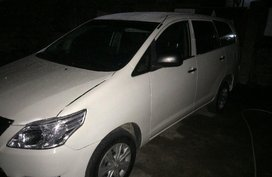 2nd Hand Toyota Innova 2012 for sale in Gapan
