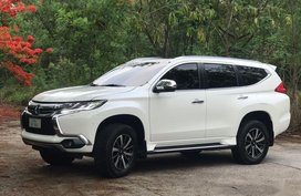 Selling 2nd Hand Mitsubishi Montero Sport 2016 at 30000 km in Parañaque