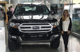 Selling Brand New Ford Everest 2019 in Quezon City