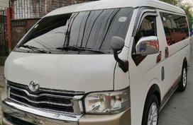 2nd Hand Toyota Hiace 2014 for sale in San Fernando