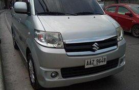 Suzuki Apv 2014 Van Automatic Gasoline for sale in Mandaue